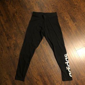 Adidas | black leggings
